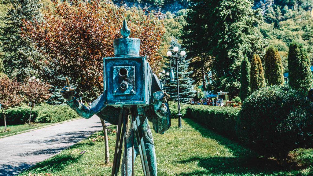 Central Park Borjomi