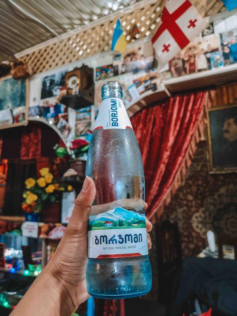 Cafe Tourist Borjomi