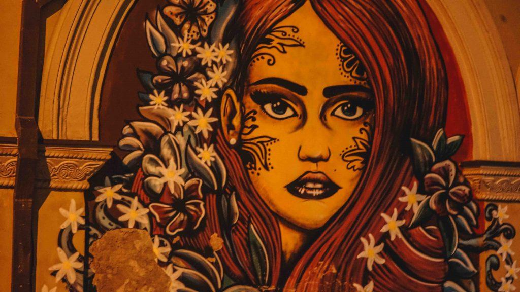 Telavi Street Art