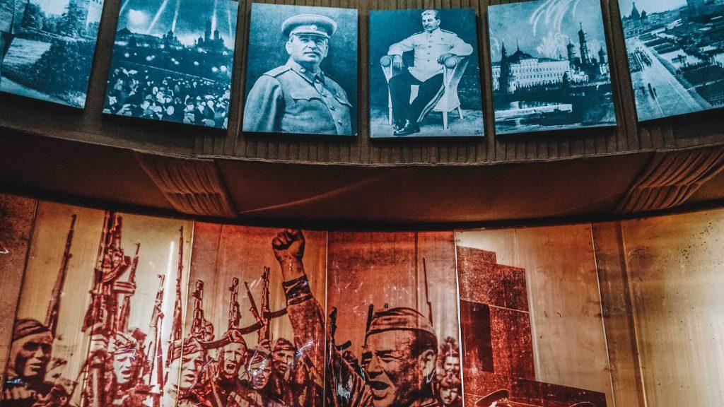 Stalin's Museum in Gori