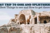 Day trip to Gori