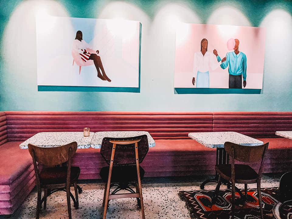 G Vino Wine Hotel bar