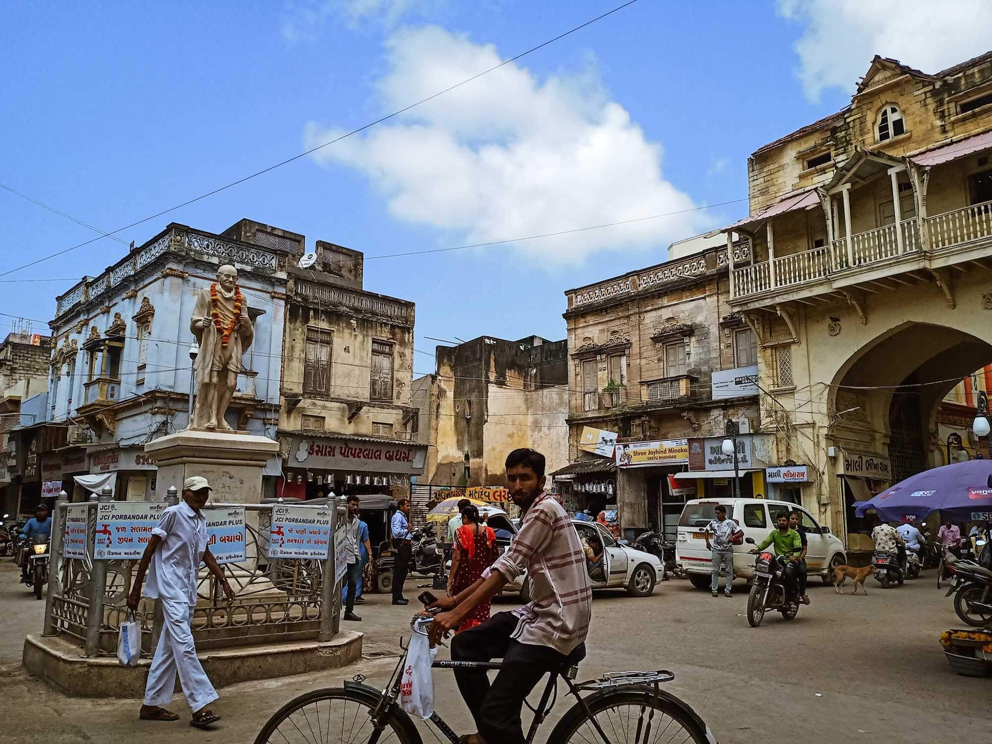 Gandhi Circuit Tour India