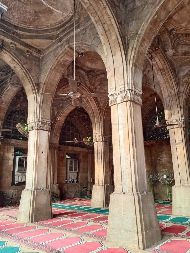 Gandhi Circuit Tour India - Sidi Sayeed Mosque