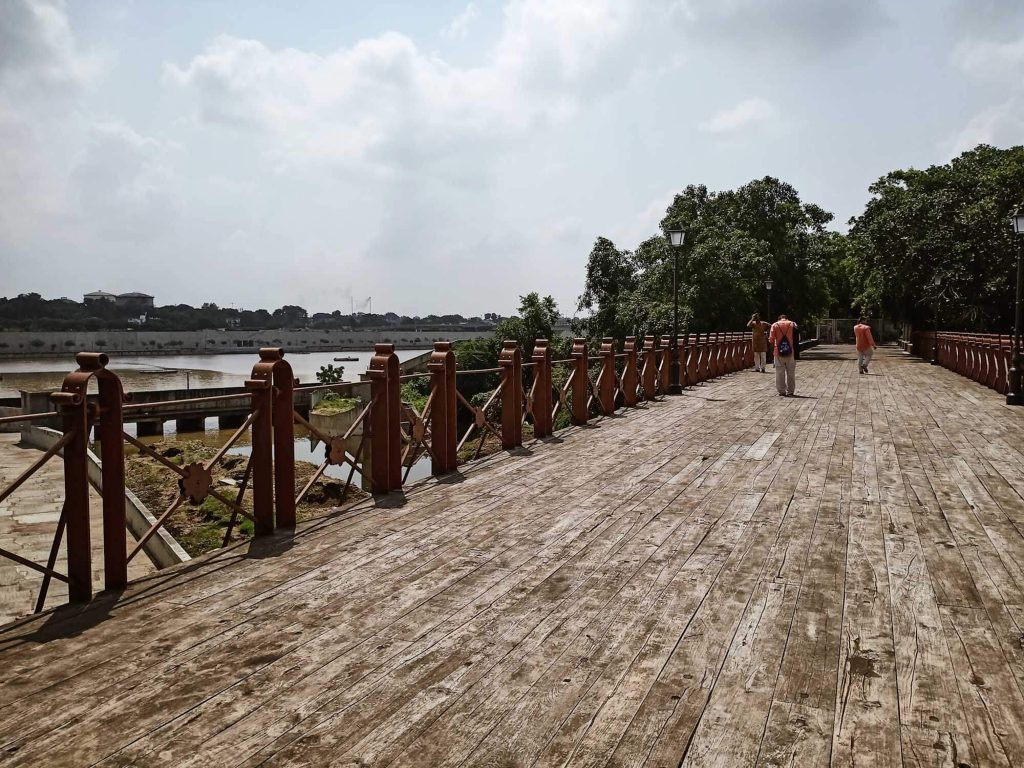 Gandhi Circuit Tour India - Dandi Bridge