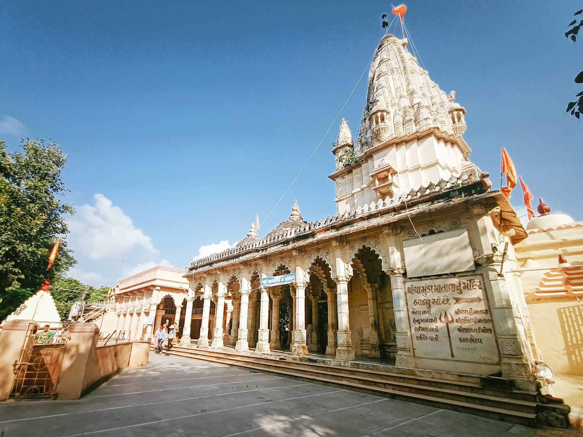 Gandhi Circuit Tour India - Sudama Temple