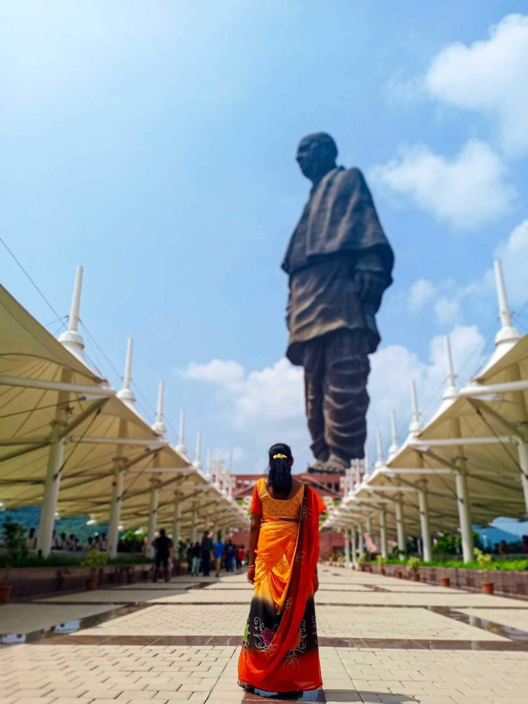 Gandhi Circuit Tour India- Statue of Unity
