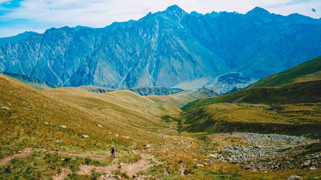 Gergeti Glacier Hike