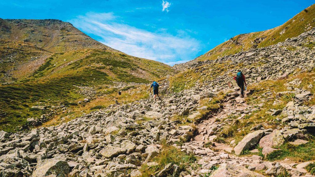 Gergeti Glacier HIke Kazbegi