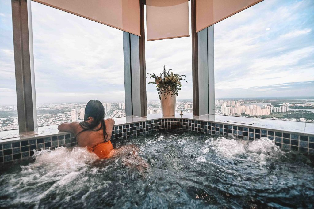Luxury Jacuzzi Ho chi Minh