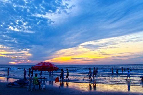 Samson Beach Vietnam