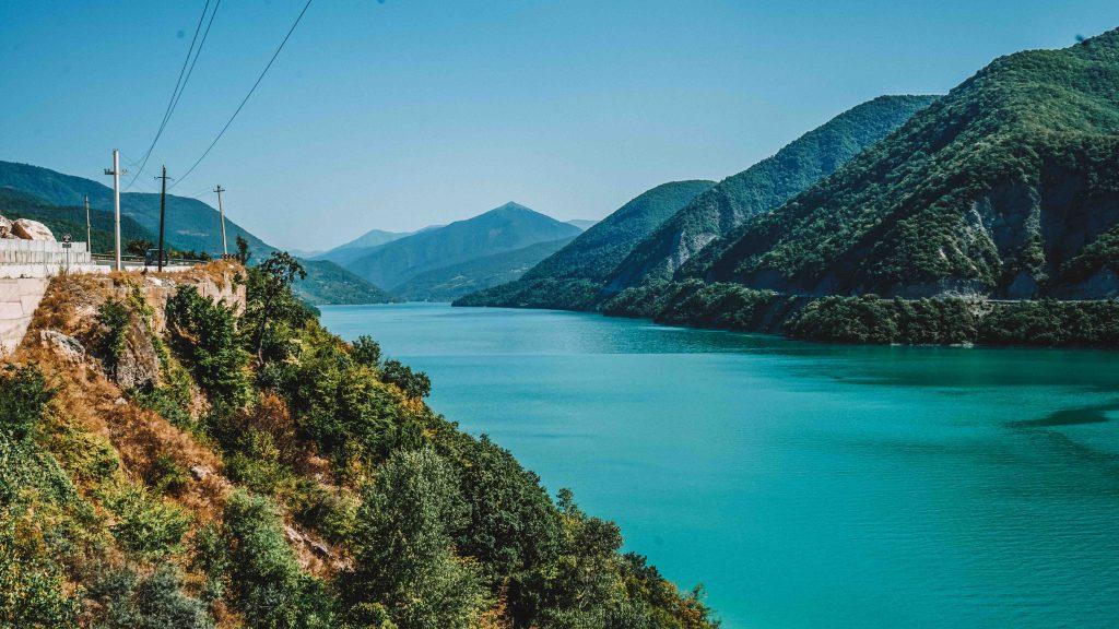 How to get to Kazbegi
