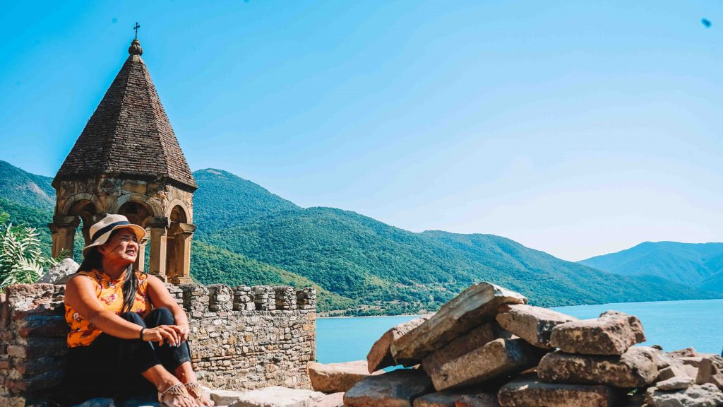 How to get from Tbilisi to Kazbegi