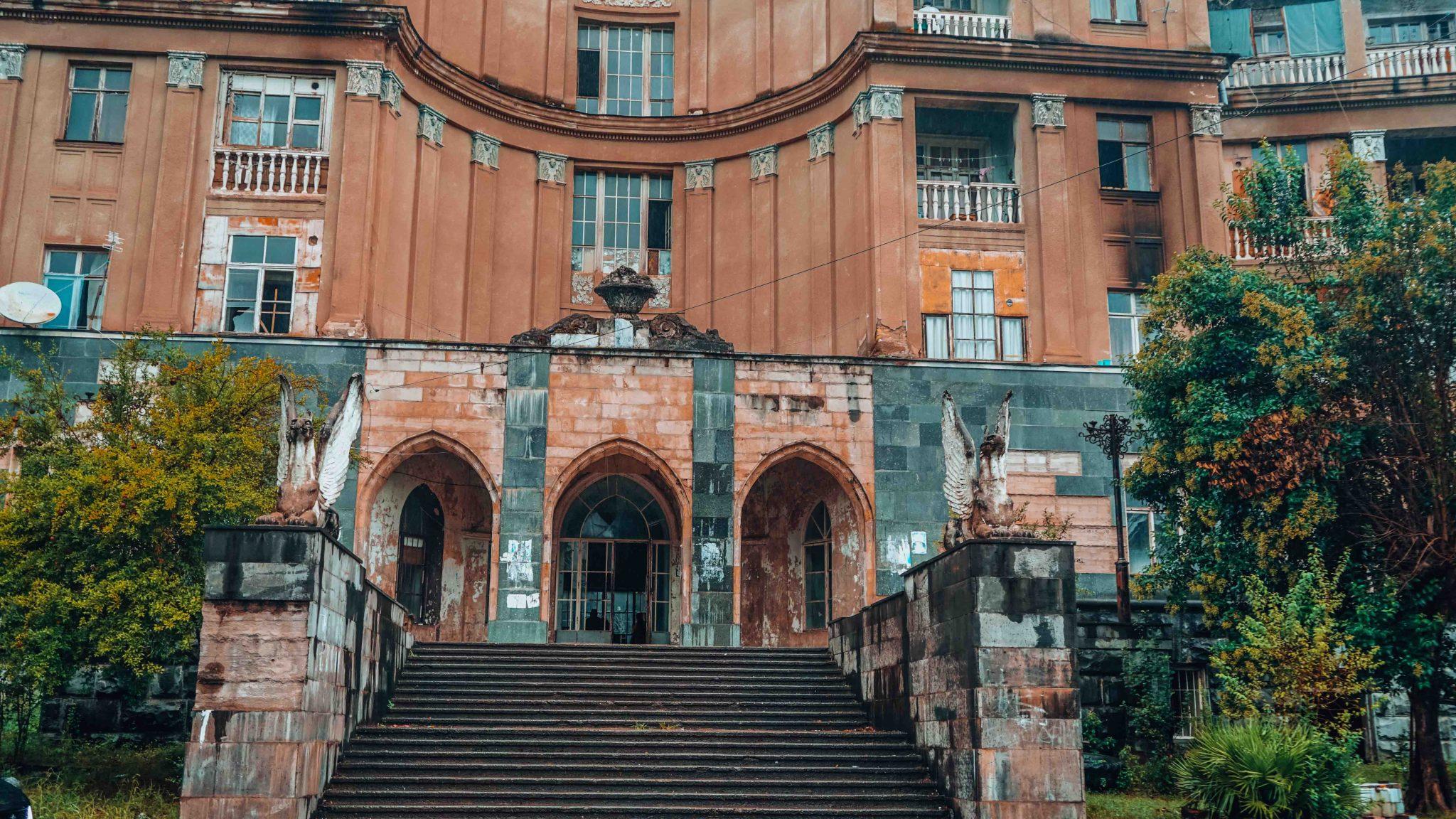 Hotel Tbilisi Tskaltubo