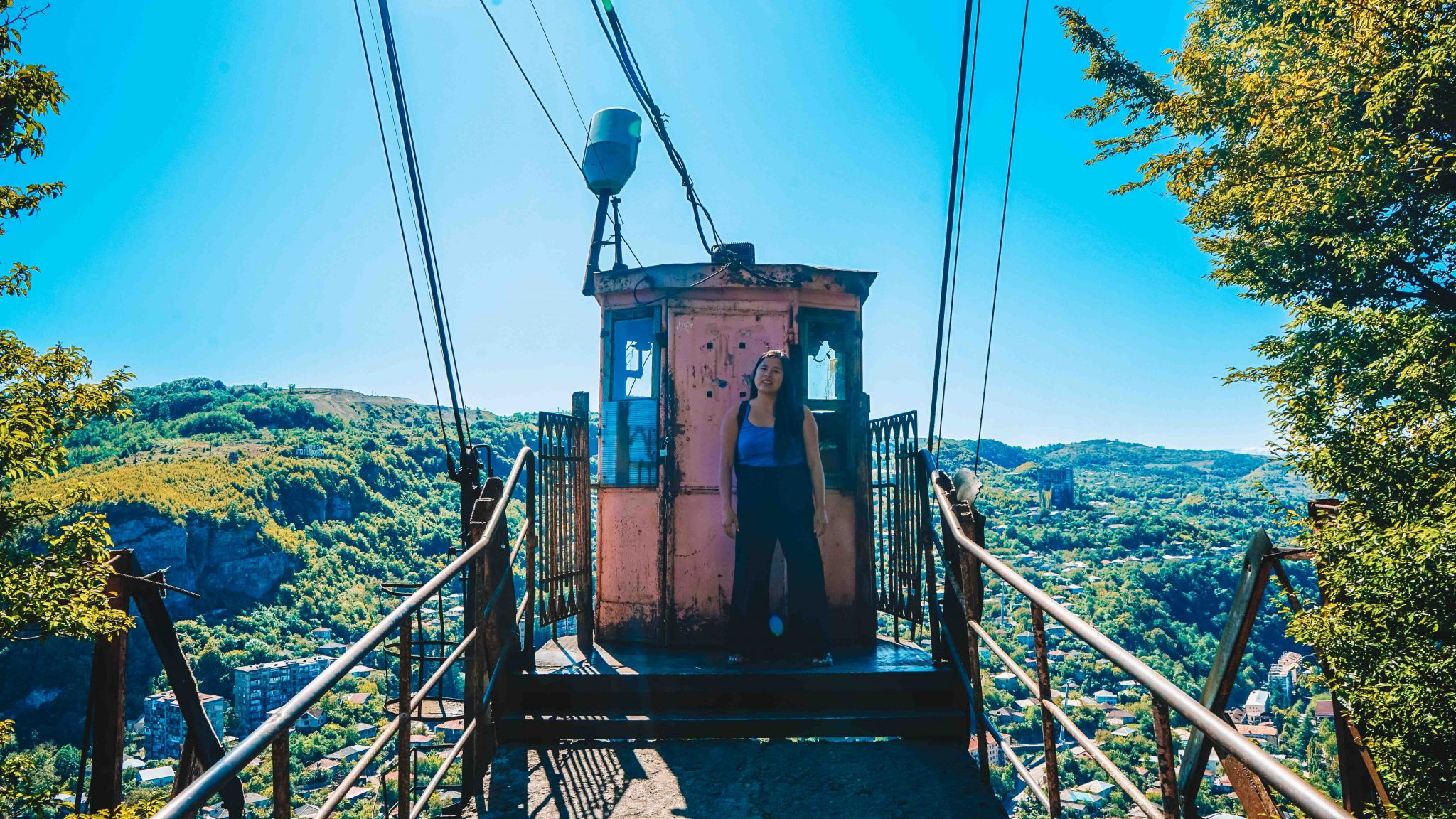 Chiatura Cable Cars