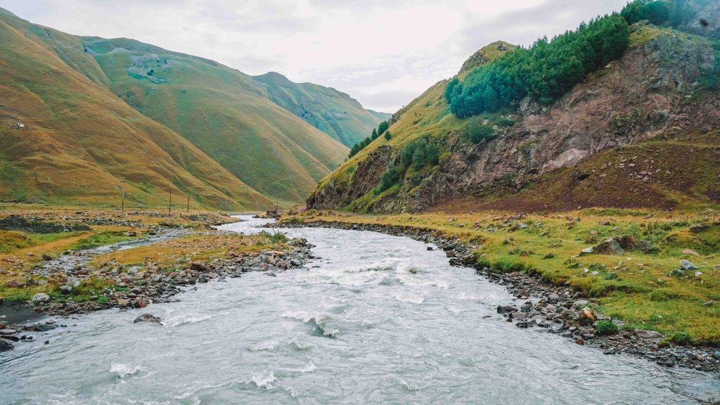 Trusso Valley Kazbegi