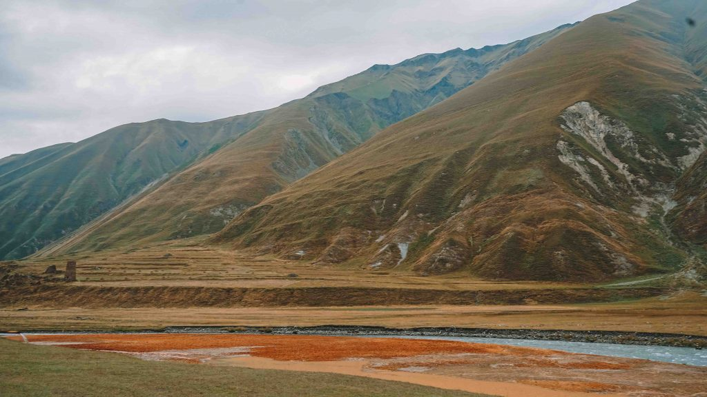 Day hike from Kazbegi