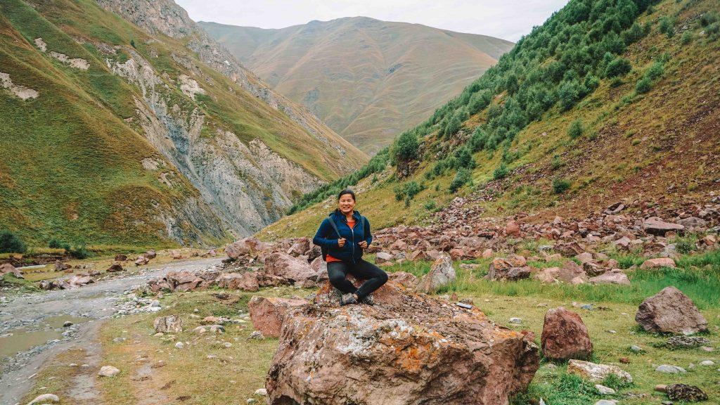 Kazbegi Hiking