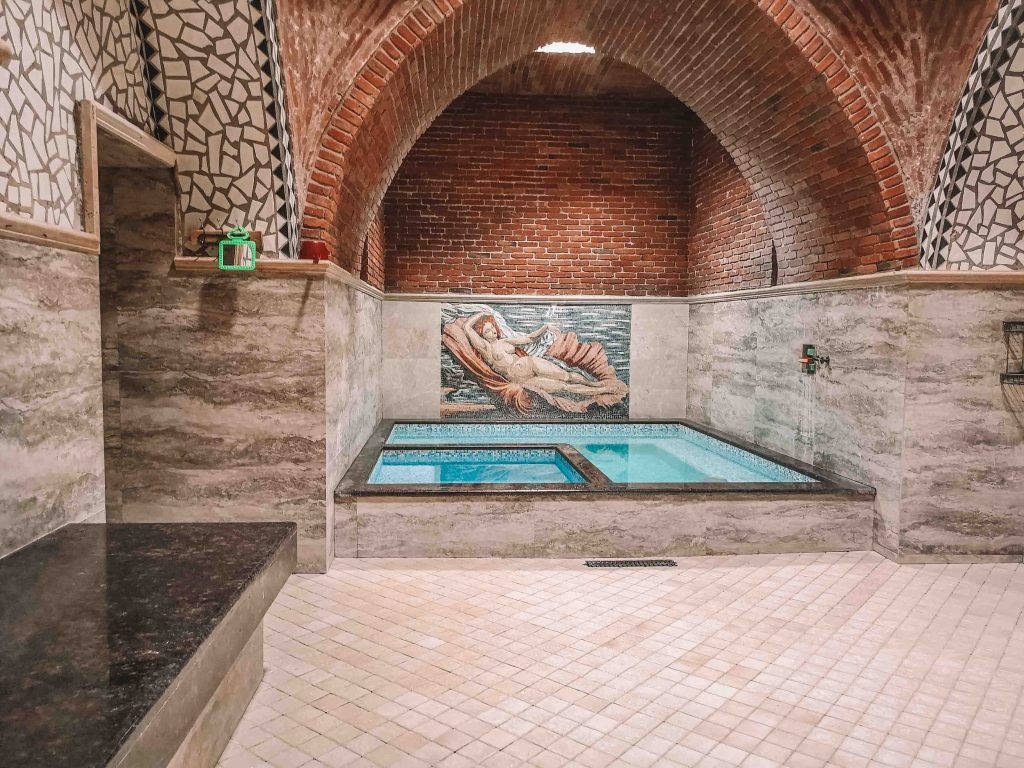Sulphur Baths in Tbilisi