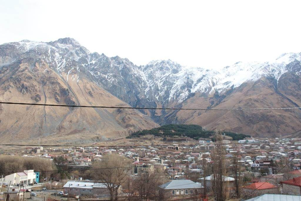 Places to stay in Kazbegi