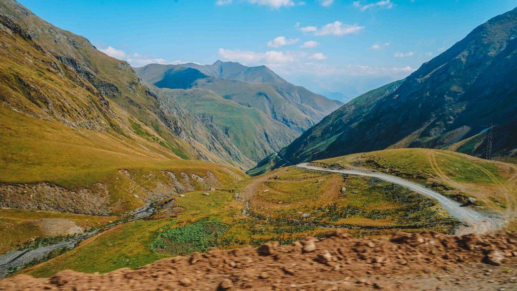 Albano Pass Dangerous Roads