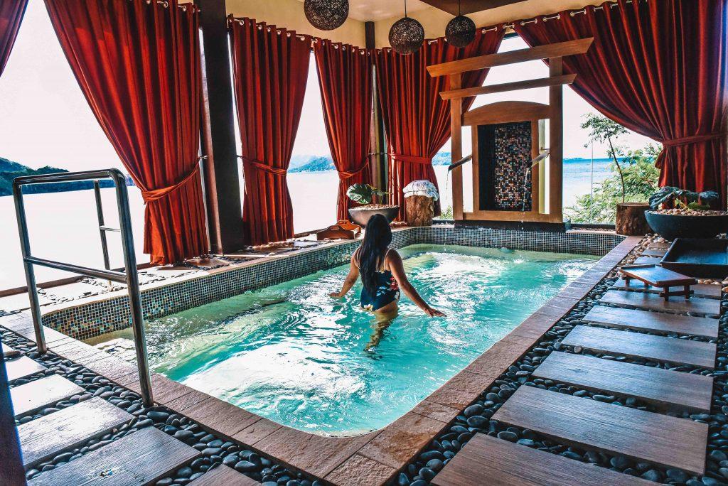 Spa at Dakak Beach Resort