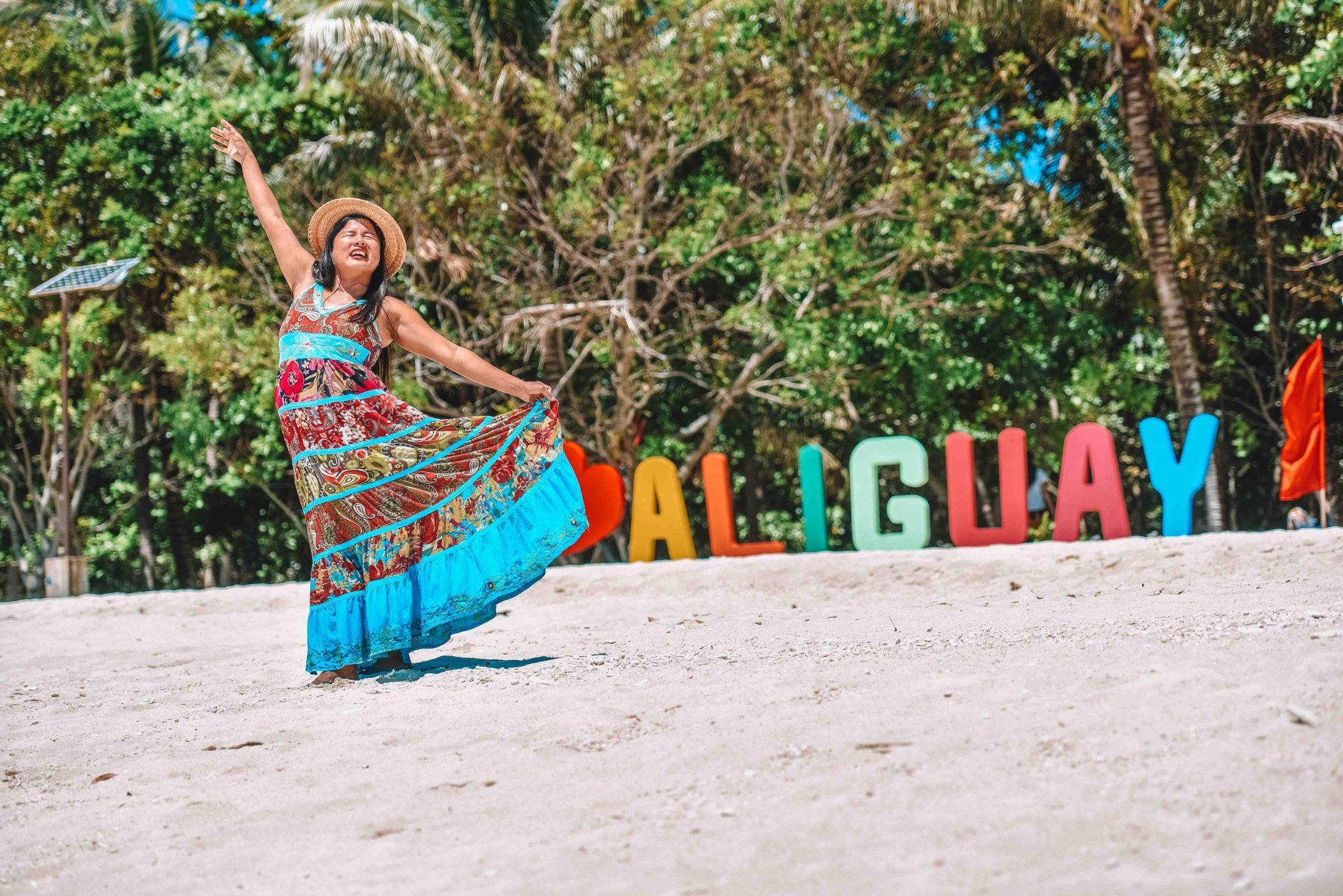 Aliguay Island