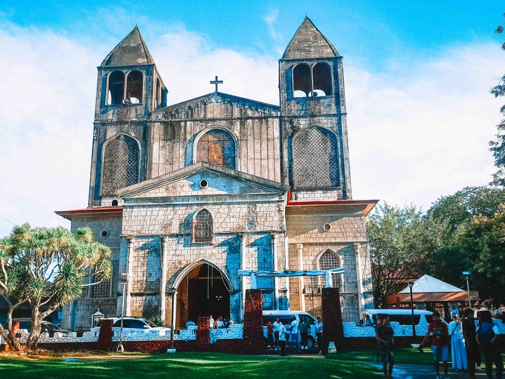 St James Church in Zamboanga