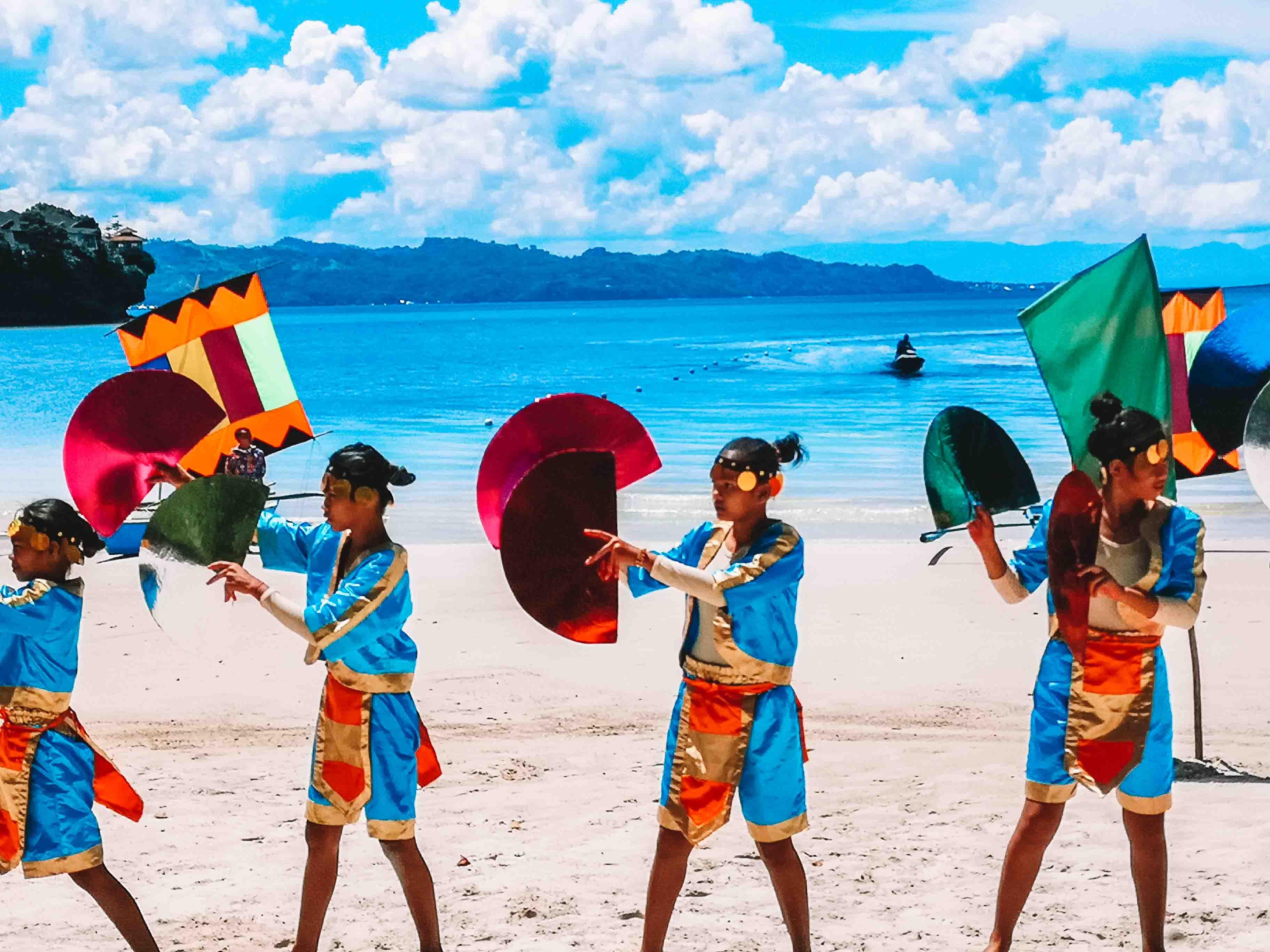Cultural Dance by Dakak Beach Resort
