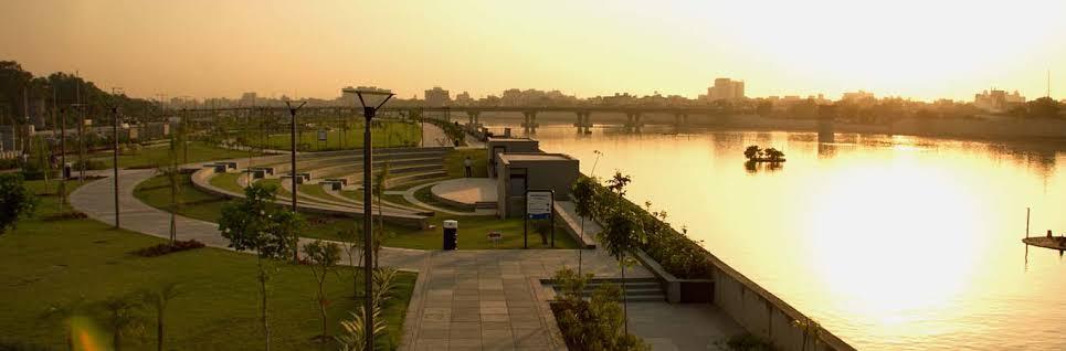 Ahmedabad in 3 days - Sabarmati riverfront