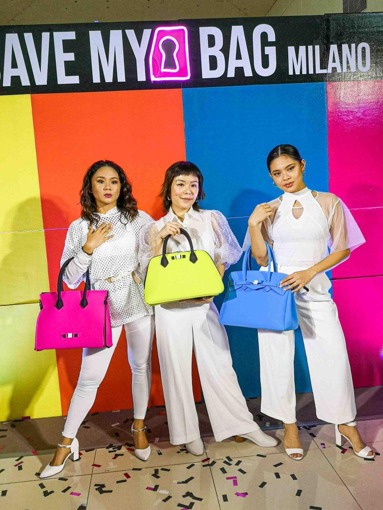 Save My Bag Ayala 30th