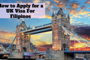UK Tourist Visa For Filipinos