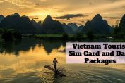 Tourist Sim Cards in Vietnam