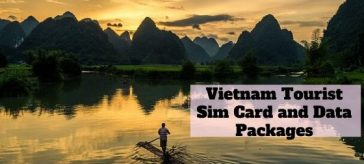 Tourist Sim Cards in Vietnam