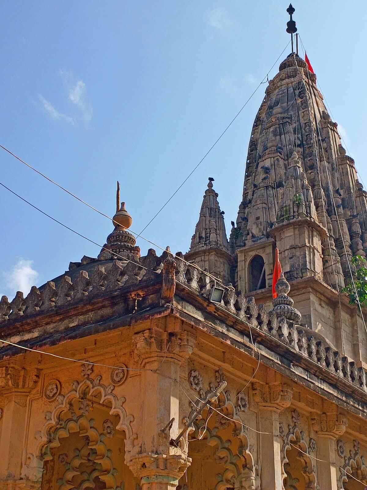 Instagrammable Spots in Gandhi Circuit Gujarat India - Sudama Temple Porbandar