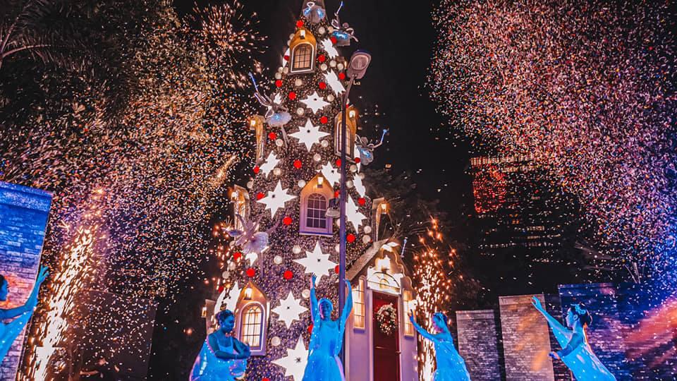 BGC Christmas Lights