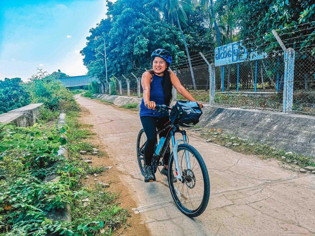 Bagan Cycling Tour