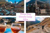 Hiking Omalo Loop