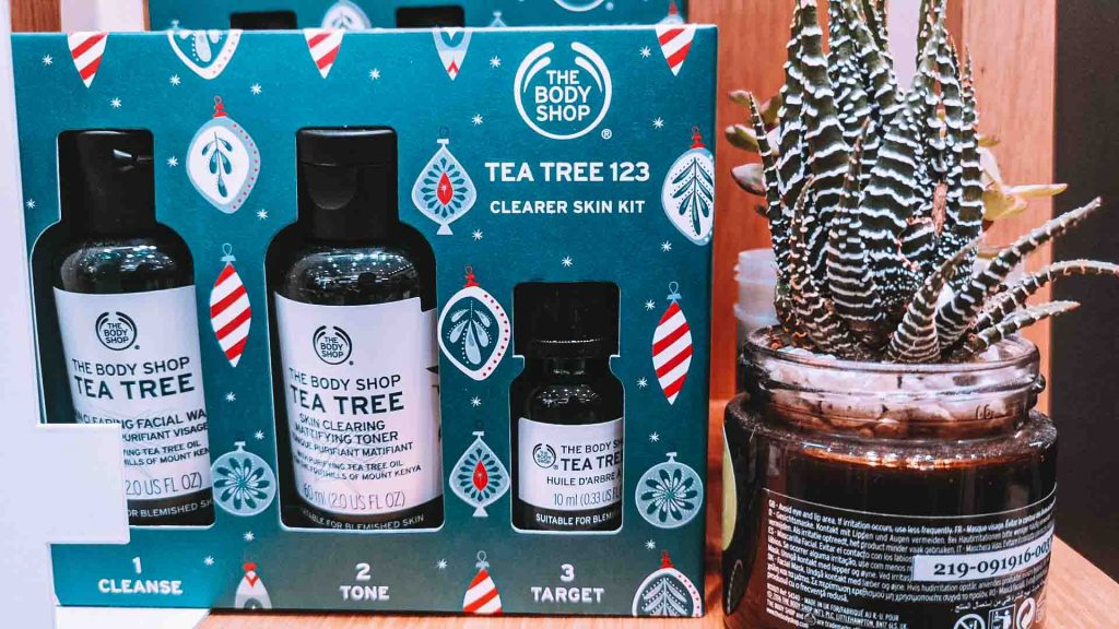 The Body Shop  Christmas