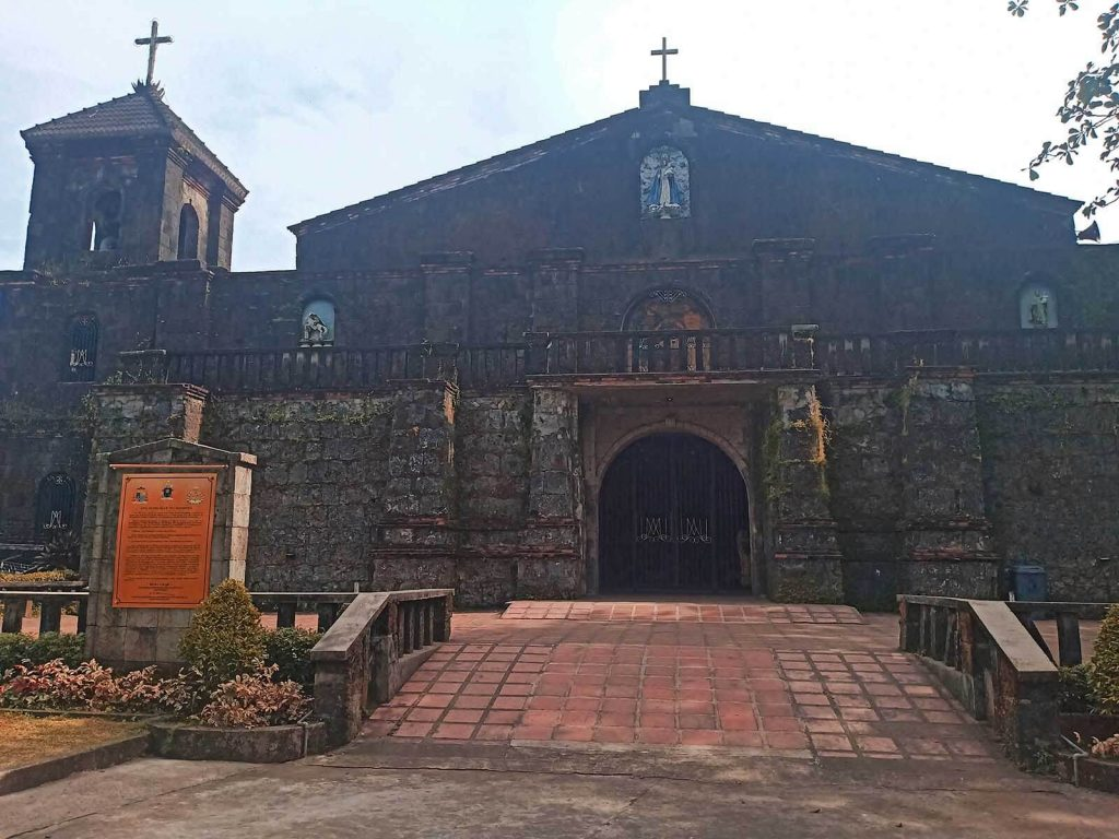 Morong-Bataan-Travel-Guide-Our Lady of the Pillar Church