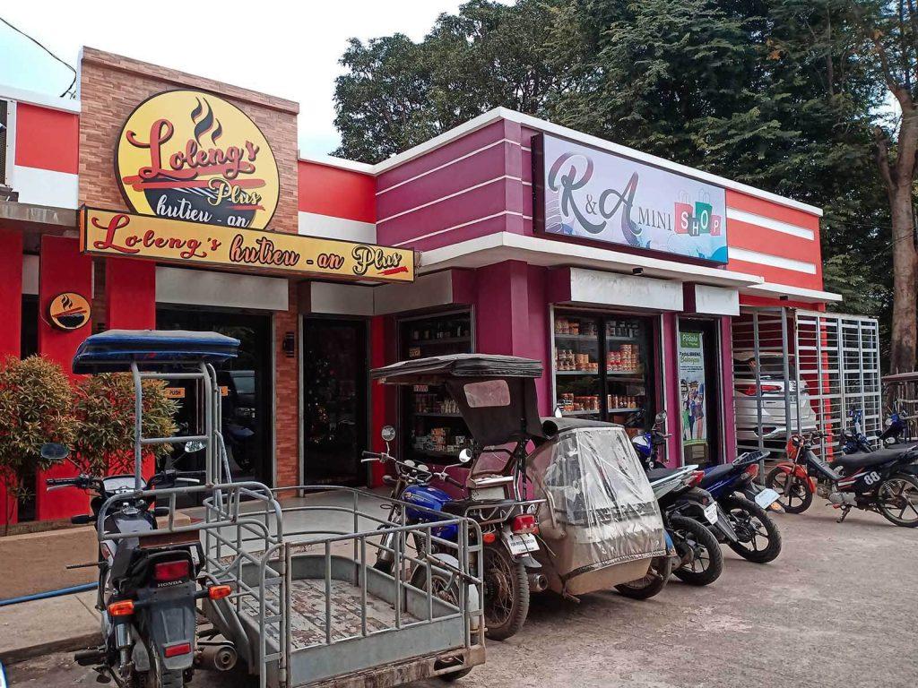 Morong Bataan Travel Guide - Loleng's Hu Tieu-An