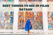 Things to see in Bataan