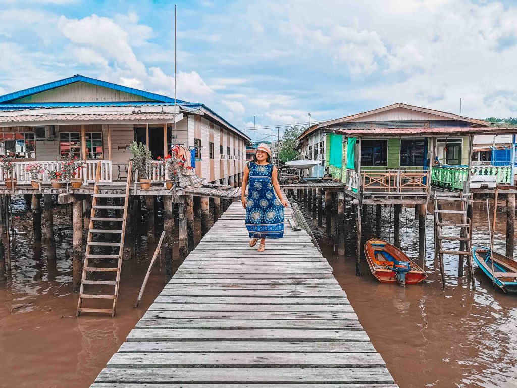 Kampong Ayer Tour in Brunei