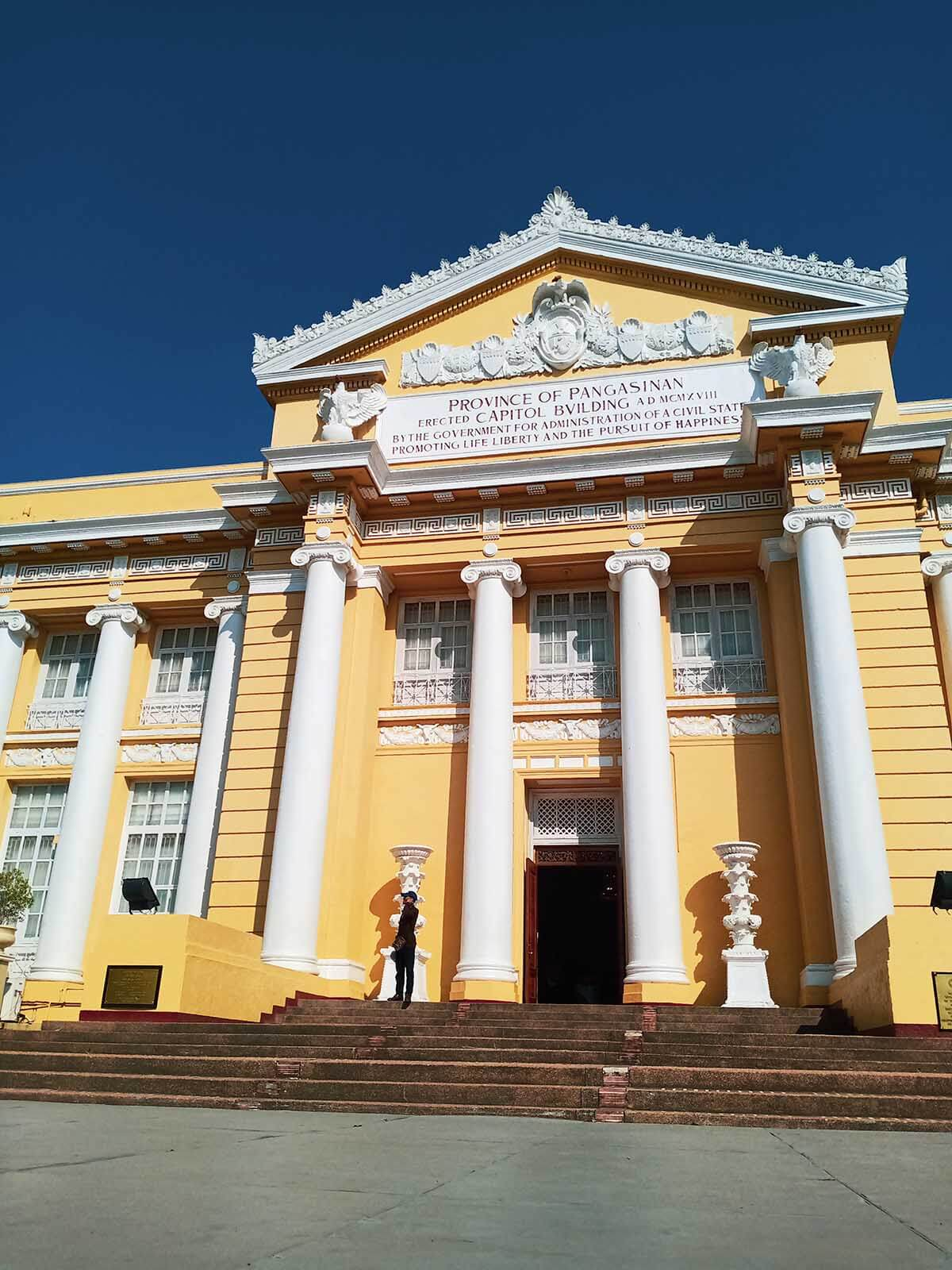 pangasinan travel guide - Provincial Capitol
