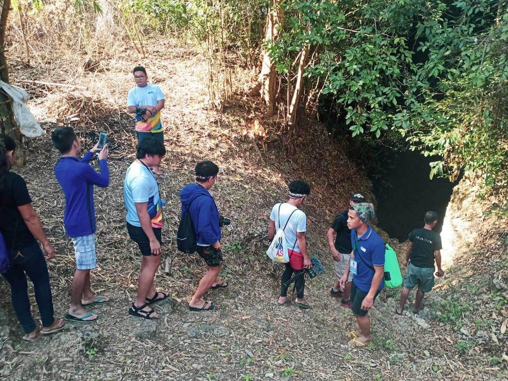 pangasinan travel guide - nalsoc cave