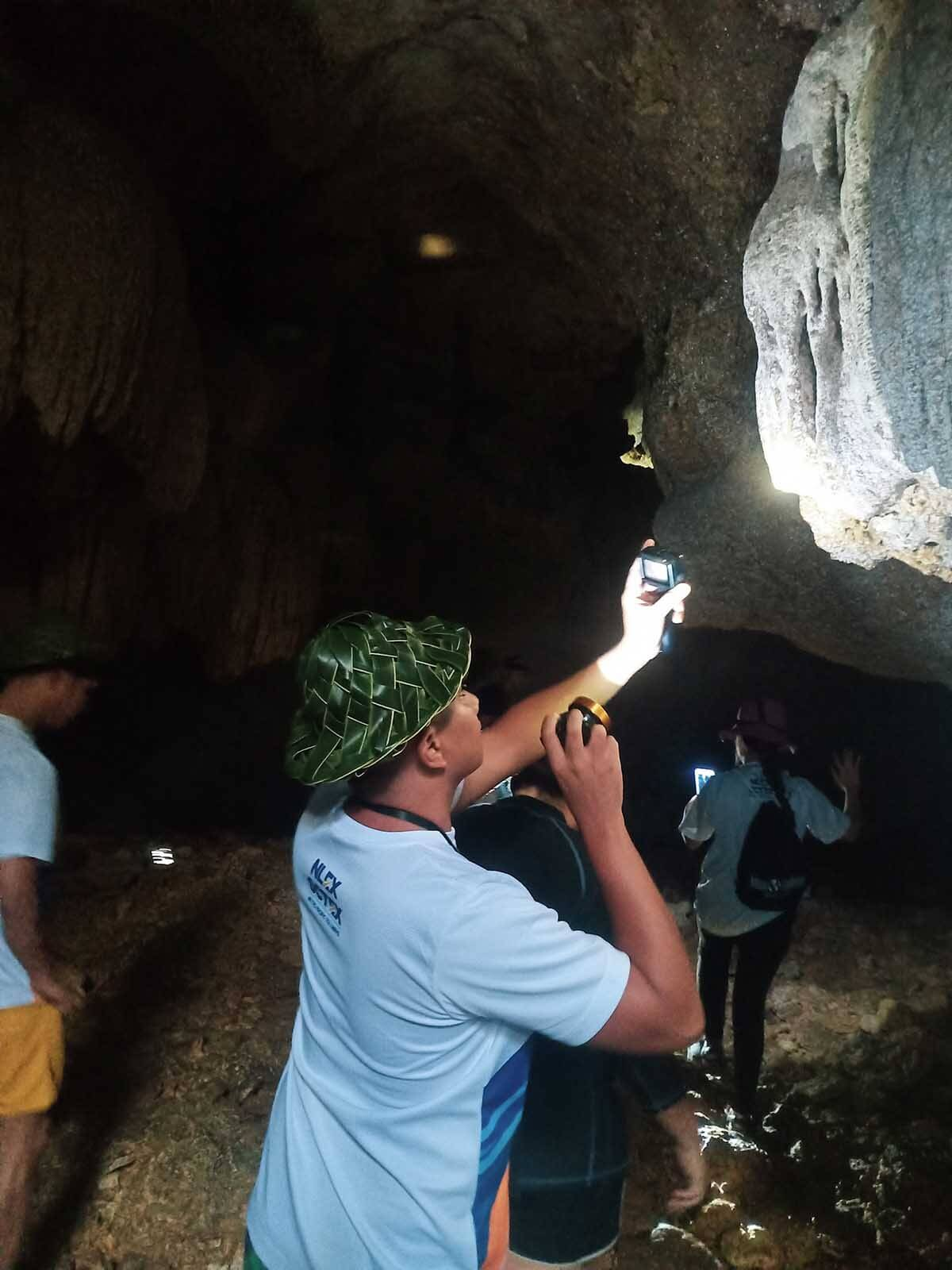 pangasinan travel guide - nalsoc cave
