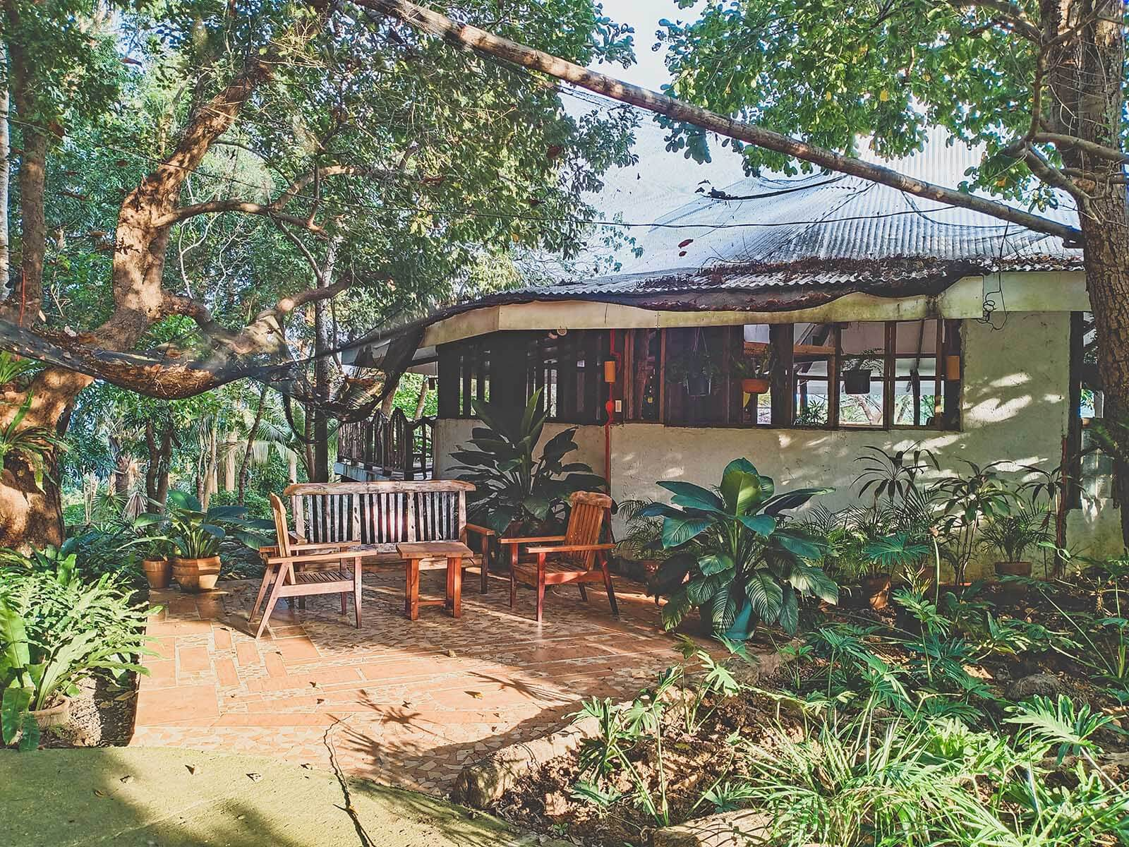 OldWoods by the Sea Nature Resort - Function Hall