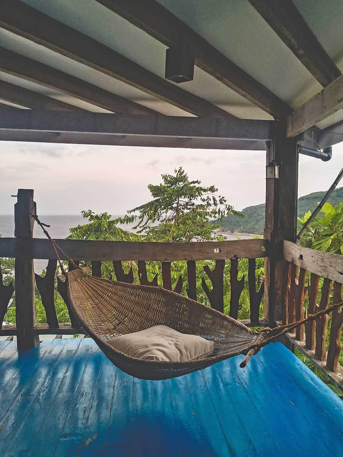 OldWoods by the Sea Nature Resort - Duyan