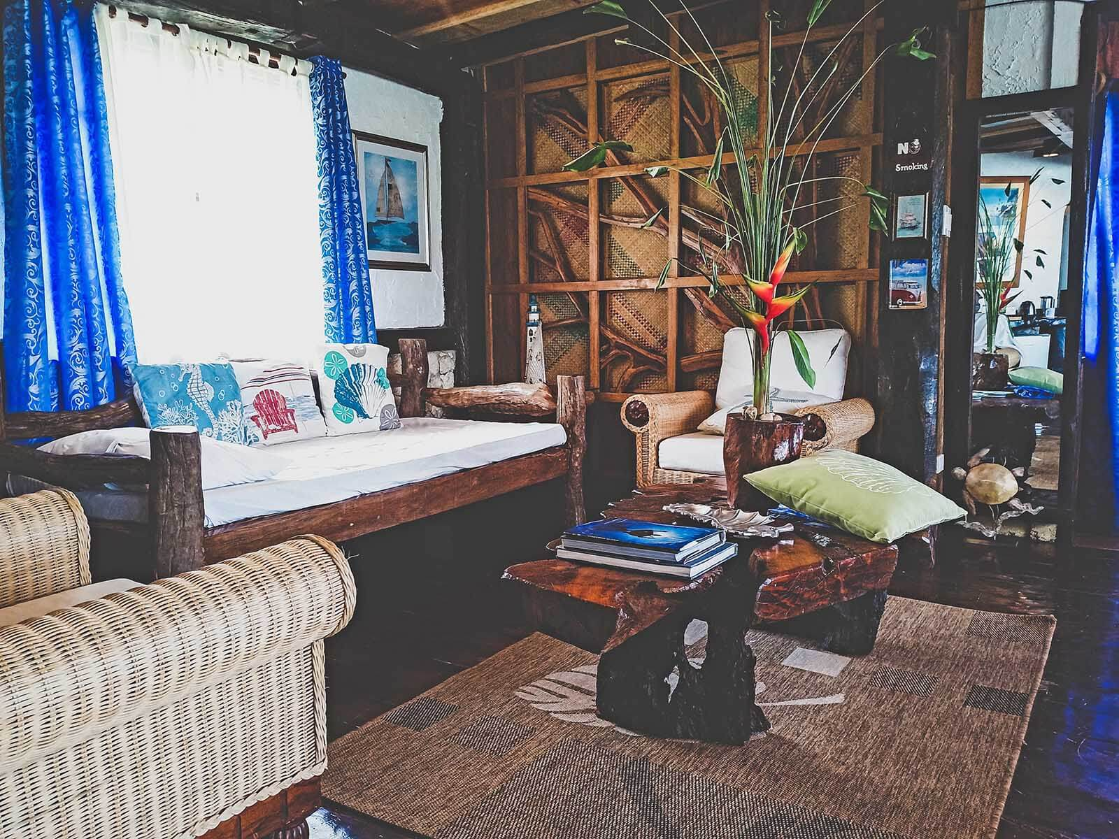 OldWoods by the Sea Nature Resort - Molave Room