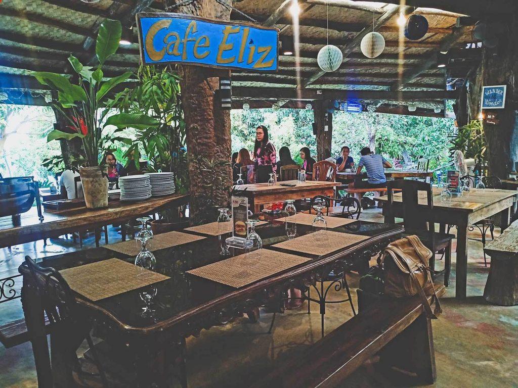 OldWoods by the Sea Nature Resort - Cafe Eliz